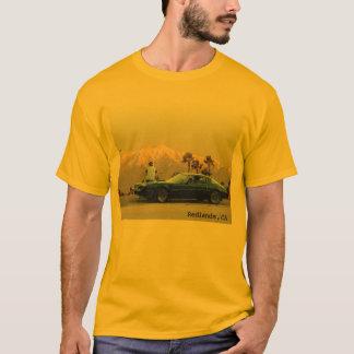 Redlandsの楽園(軽いプリントのために) Tシャツ