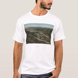 Redlands、カリフォルニア-スマイリーからのサンTimeteo渓谷 Tシャツ