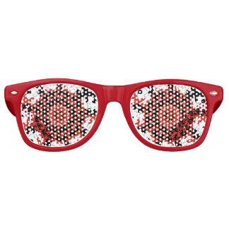 RednBlackのサングラス レトロサングラス