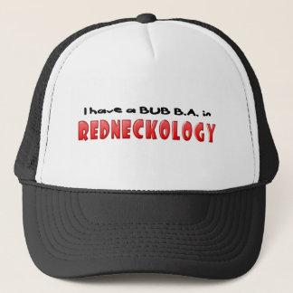 Redneckology Bubba B.A. キャップ