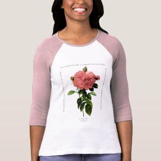RedouteのローザGigantis Tシャツ