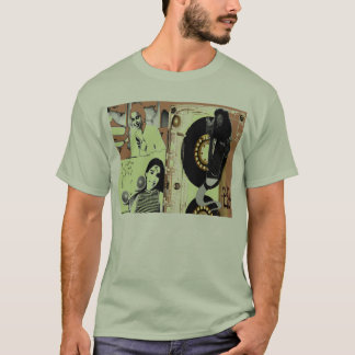 Redsk: 知らない愚か tシャツ