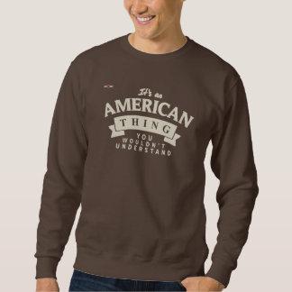 REDSTARLINE -スエットシャツチョコレート-アメリカベージュ色 スウェットシャツ