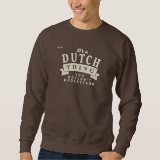 REDSTARLINE -スエットシャツチョコレート-オランダベージュ色 スウェットシャツ