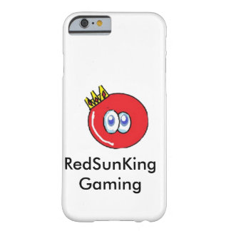 RedSunKingの賭博のIPhone 6/6sの場合 Barely There iPhone 6 ケース