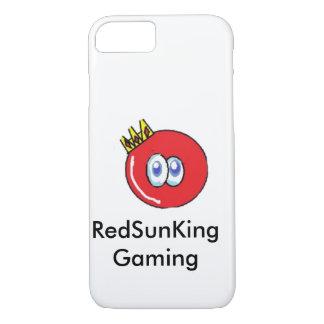 RedSunKingの賭博のiPhone 7の場合 iPhone 8/7ケース