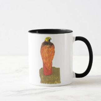 Redtailのタカ マグカップ