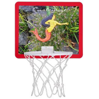 redtailed sirenaの人魚 ミニバスケットボールゴール