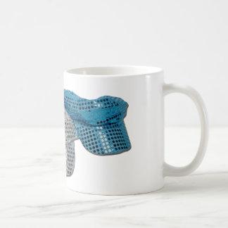 RedWhiteBlueDiscoHats100211 コーヒーマグカップ