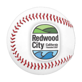 Redwood Cityの150th記念日 野球ボール