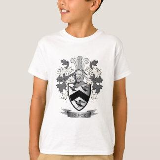 Reeceの家紋の紋章付き外衣 Tシャツ