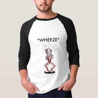 Reeceはゼーゼー息をします Tシャツ