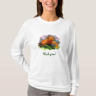 Ref Eftのアースデー Tシャツ