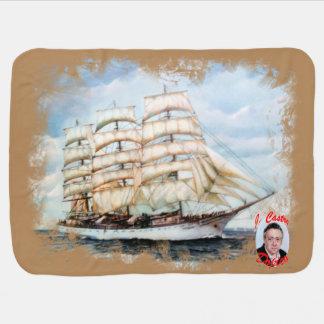 Regata Cutty Sark/Cutty Sark Tall Ships' Race ベビー ブランケット