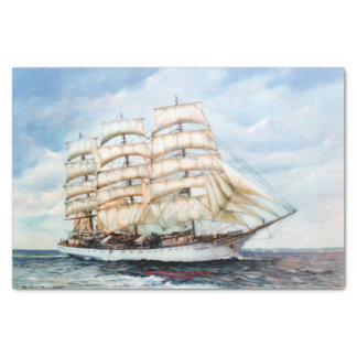 Regata Cutty Sark/Cutty Sark Tall Ships' Race 薄葉紙