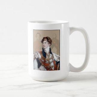 Regent Portrait Mug王子 コーヒーマグカップ