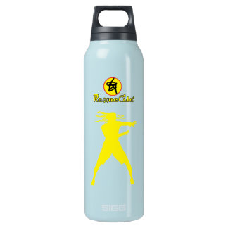 ReggaeCise® 24 ozアルミニウム 断熱ウォーターボトル