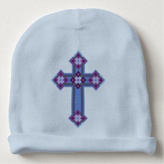 Regium Crucis™の赤ん坊の綿の帽子 ベビービーニー