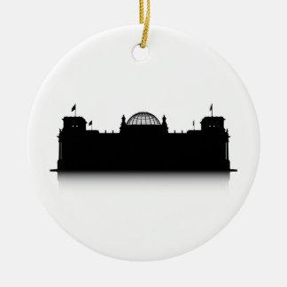 Reichstag セラミックオーナメント