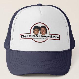 Reid及びヘンリーの店のトラック運転手の帽子 キャップ
