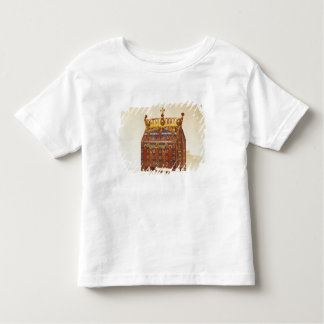 Reliquaryの箱、第12第13世紀 トドラーTシャツ