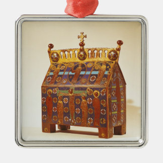 Reliquaryの箱、第12第13世紀 メタルオーナメント