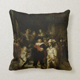 """Rembrandt Van Rijn """"Nachtwacht """"著Nightwatch クッション"""