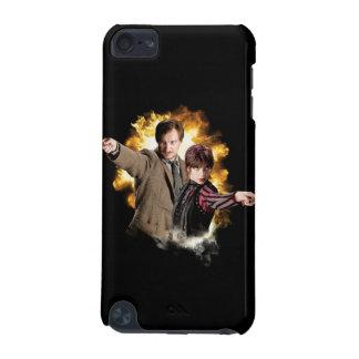 Remusのルピナス属およびNymphadoraのTonksルピナス属 iPod Touch 5G ケース