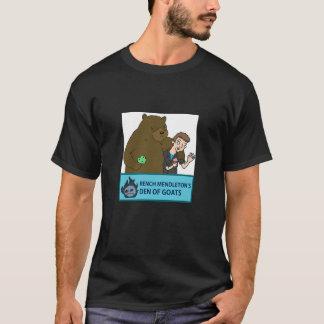 Rench Mendleton著HeladoのporのホセUno Tシャツ