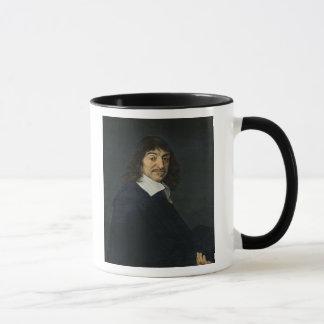 Rene Descartes c.1649のポートレート マグカップ