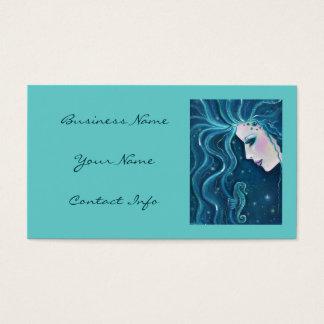 Renee著Melandreaの人魚の名刺 名刺