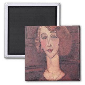 Renee 1917年 マグネット
