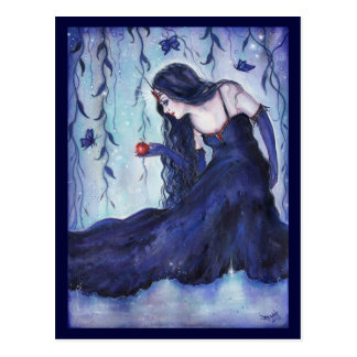 Renee L.著作の魅了された視野のファンタジーの芸術の郵便はがき ポストカード