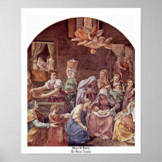 Reniギド著メリーの誕生 ポスター