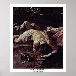 Reniギド著Samsonの勝利の詳細 ポスター