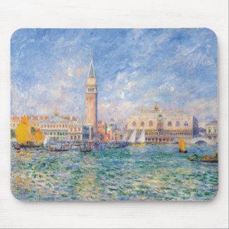 "Renoir , "" Venice (The Doge's Palace) "" マウスパッド"