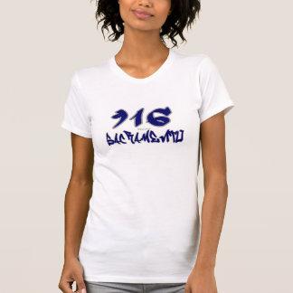 Repサクラメント(916) Tシャツ
