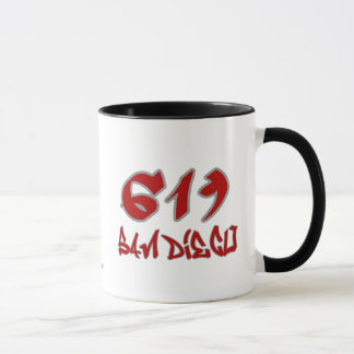 Repサンディエゴ(619) マグカップ