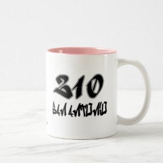Repサン・アントニオ(210) ツートーンマグカップ