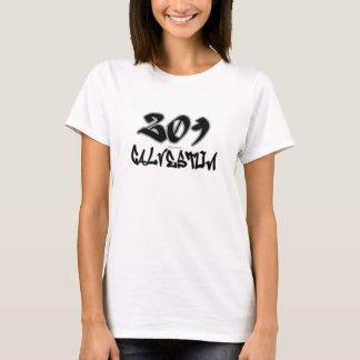 Rep Galveston (209) Tシャツ
