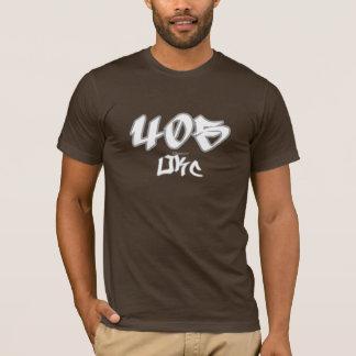 Rep OKC (405) Tシャツ