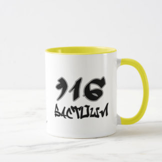 Rep Sactown (916) マグカップ