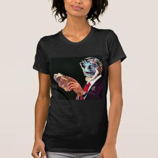 reptilian tシャツ