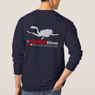 RESCUEDiver Tシャツ