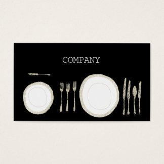 restaurant BUSINESSCARD 名刺