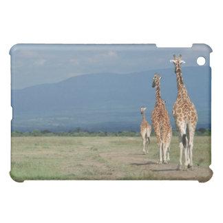 Reticulatedキリン(Giraffaのcamelopardalis) 2 iPad Mini Case