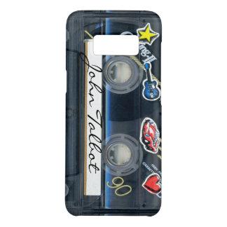 Retro 80s T3 Audiotape cassette Samsung Case Case-Mate Samsung Galaxy S8ケース