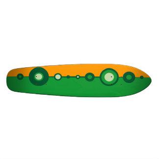 retrOs 21.6cm オールドスクールスケートボードデッキ
