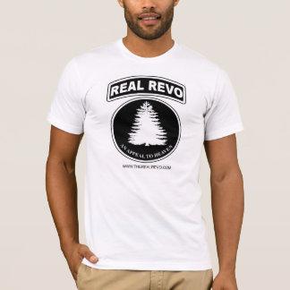 Revo実質のタブ Tシャツ