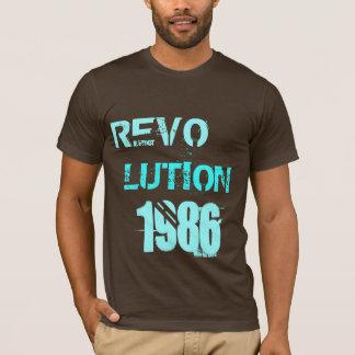 REVO LUTION 1986年 Tシャツ